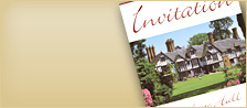 Request a Brochure from Wedding-Venue